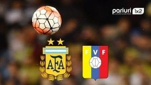Argentina – Venezuela: Inainte de Copa America, nationala lui Messi isi face INCALZIREA cu un amical la Madrid!