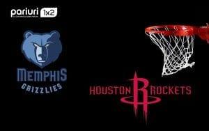 Memphis Grizzlies – Houston Rockets: Evolutia lui Clint Capela si implicit a formatiei vizitatoare ne poate aduce PROFIT!