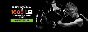 Cea mai buna oferta pentru pariori: 1000 LEI de la 888 Sport!