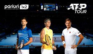 ULTIMA ORA: Torino va gazdui Turneul Campionilor din circuitul ATP, incepand cu 2021!