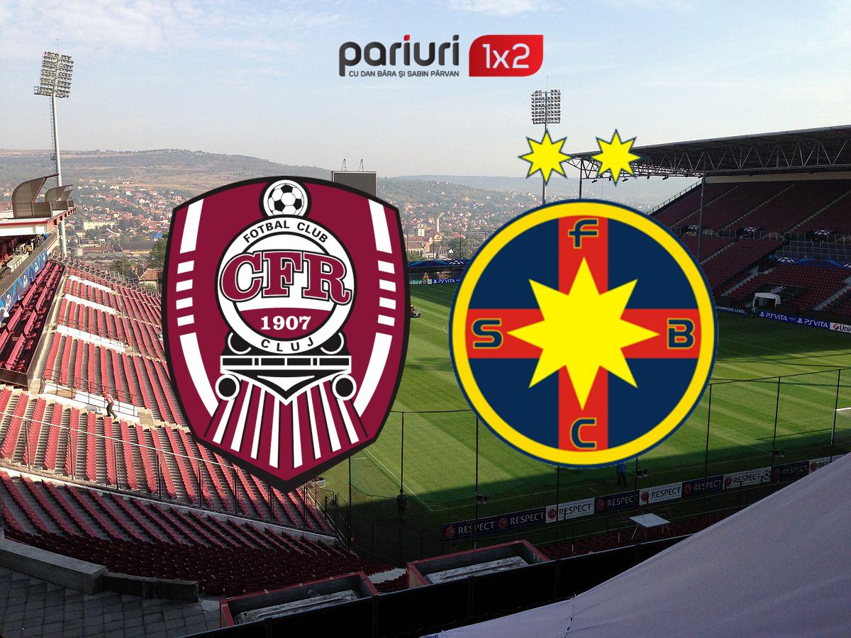 LIVETEXT FCSB - CFR Cluj | Libertatea  |Fcsb- Cfr Cluj