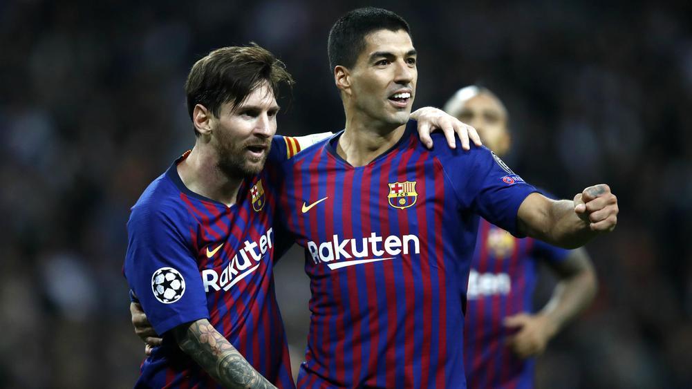 Messi si Suarez promit spectacol in deplasarea Barcelonei, la Eibar