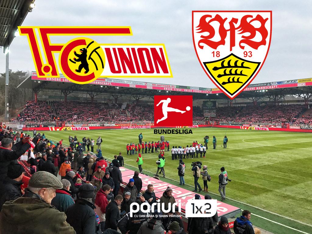 Union Berlin – Stuttgart: Divizionara secunda, CU PRIMA SANSA la promovarea in Bundesliga!