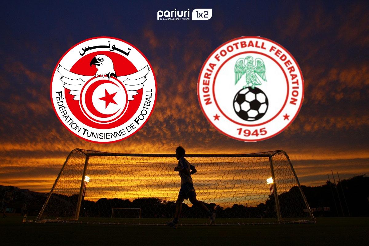 """Tunisia – Nigeria: Pariul zilei de """"scor corect oricand in meci"""" vine din Cupa Africii pe Natiuni. Investim intr-o cota de 2.10 pe care o gasiti AICI!"""