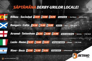 Derby weekend!