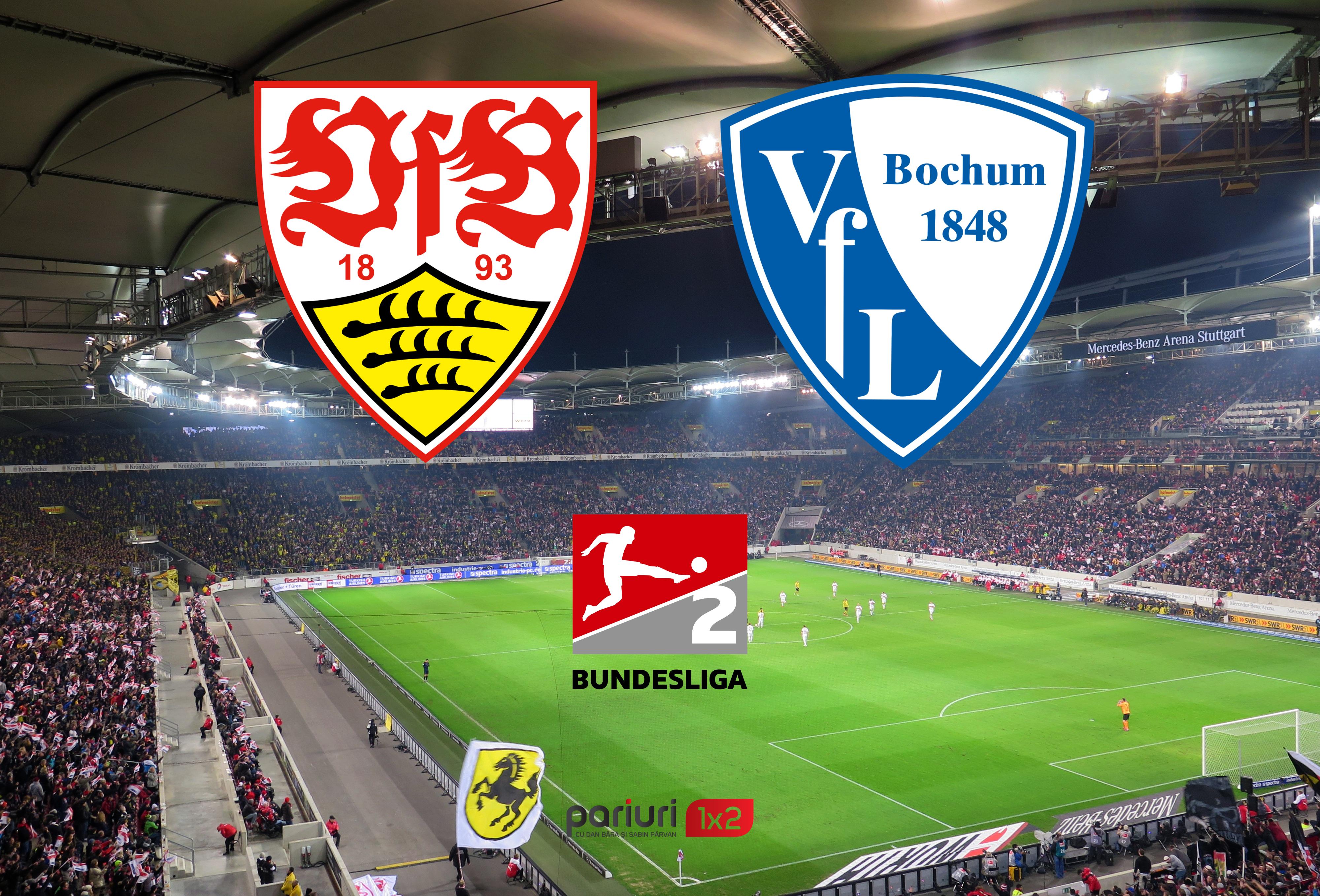 Bochum Stuttgart