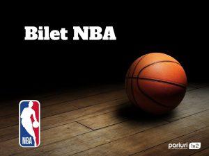 Biletul din NBA: Incheiem seria negativa printr-o dubla formata din doua selectii pe puncte!