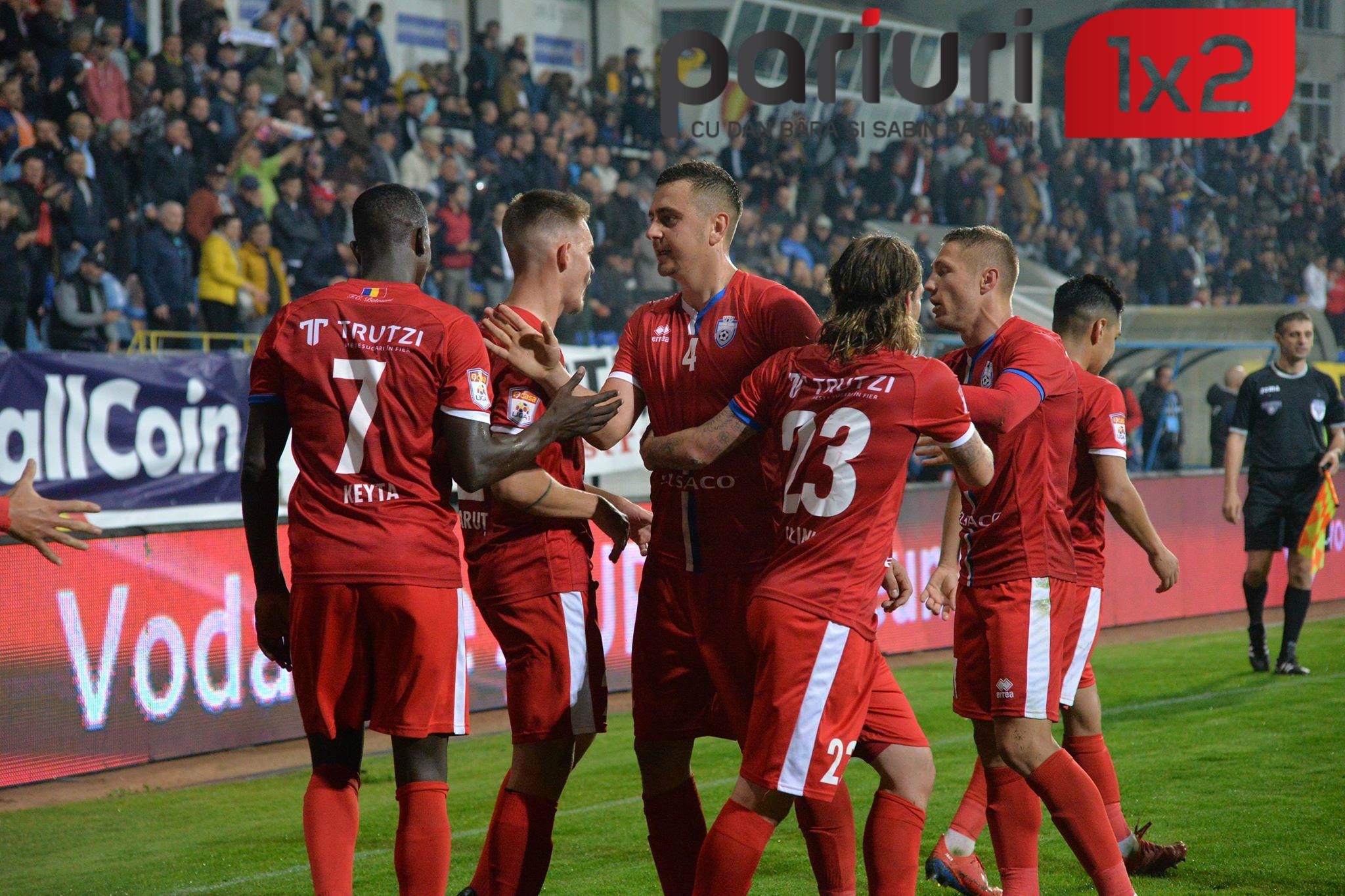 FC Botoșani atacă play-off-ul