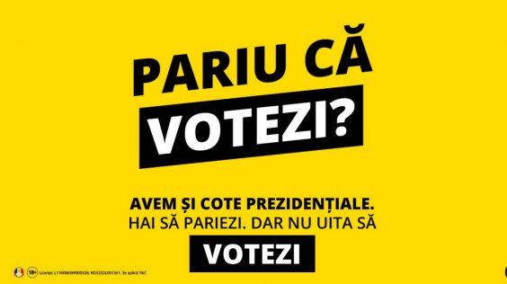 Care crezi ca va fi viitorul presedinte al Romaniei? Inainte de vot, plaseaza-ti pariul!
