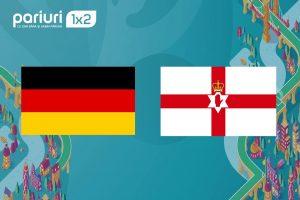 Germania – Irlanda de Nord: 9 din ultimele 10 goluri ale nemtilor in preliminarii au fost reusite dupa pauza! Cota 1.68 in grupa C