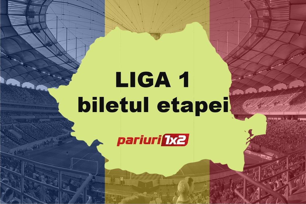 """Pariuri fotbal » Biletul Etapei Ligii 1 este aici » """"Combo"""" livrat în cota 5.74!"""