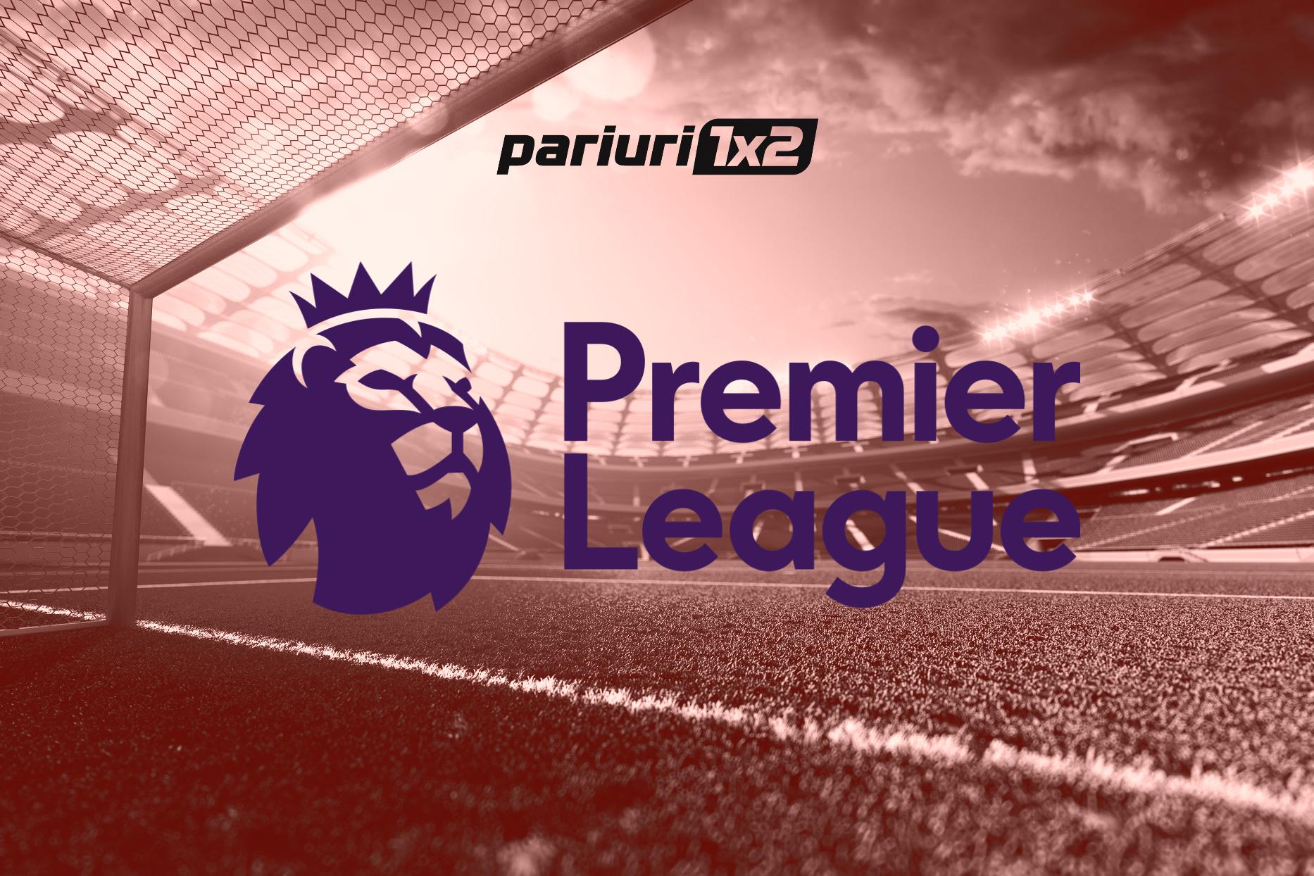 Revine Premier League! Peste 500 de pariuri pentru restantele Aston Villa – Sheffield United si Manchester City – Arsenal