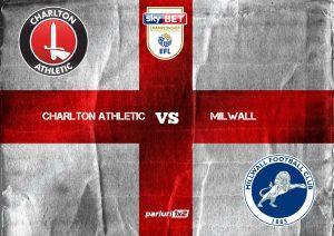 Pariuri fotbal » Charlton Athletic – Milwall | Derby londonez, in care gazdele mai simt amenintarea retrogradarii: cota 2.02
