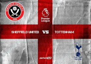 Pariuri fotbal » Sheffield United – Tottenham: echipa lui Mourinho are cota buna la victorie! In tur a fost 1-1