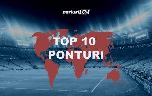 Pariuri fotbal: E de făcut BANI »» 10 ponturi pentru weekend!