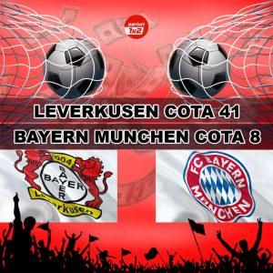 Leverkusen - Bayern Munchen