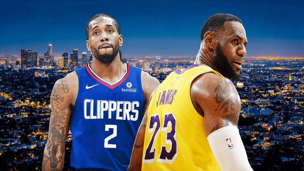 Clippers - Lakers