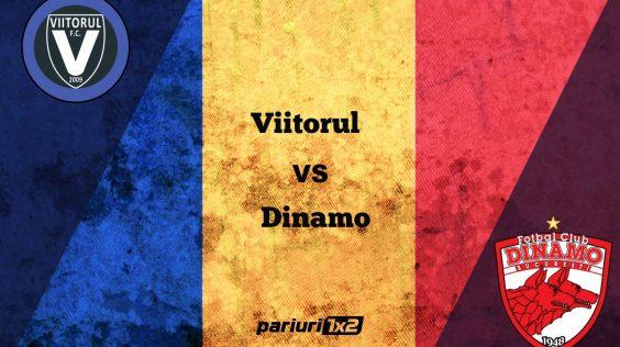 Pariuri Fotbal » Viitorul Constanța – Dinamo București » Prognoza anunță goluri la Ovidiu!