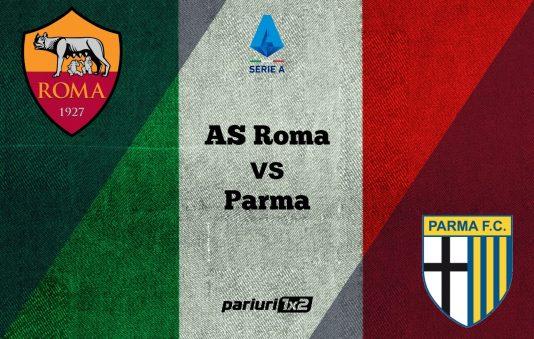 AS Roma - Parma