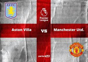 "Pariuri fotbal » Aston Villa – Manchester United | ""Diavolii"" sunt lansati in lupta pentru un loc de Champions League! Cota 1.91 in Anglia"