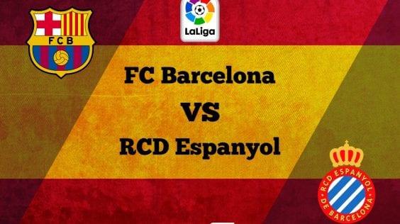 Pariuri fotbal » FC Barcelona – RCD Espanyol: Gazdele promit spectacol in derby-ul Cataluniei!