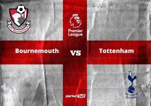 Pariuri fotbal » Bournemouth – Tottenham   Echipa lui Jose Mourinho are doar 3 victorii in deplasare, in acest sezon: cote de 1.72 si 1.73