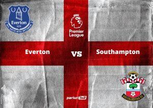 "Pariuri fotbal » Everton – Southampton | ""Sfintii"" au un super-bilant in deplasari! Pariurile pe goluri, mereu castigatoare!"