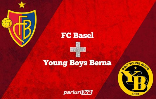 FC Basel - Young Boys Berna