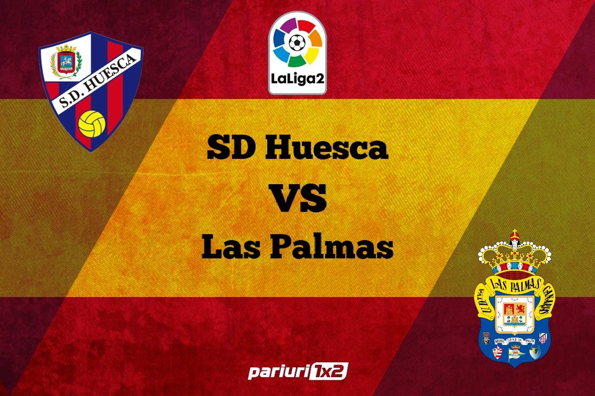 Pariuri fotbal » Huesca – Las Palmas: Gazdele inca spera la promovarea directa!