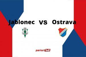 Ponturi fotbal » Jablonec – Ostrava | Duel pentru Europa League, intre doua echipe iesite din forma, cu defensive modeste: cota 1.71