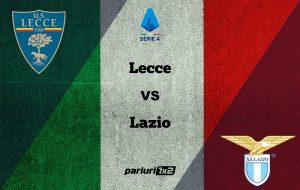 Lecce - Lazio