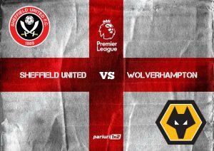Pariuri fotbal » Sheffield United – Wolverhampton   Duel pentru o ultima speranta la cupele europene! In tur a fost 1-1. Pariem cota 1.95 pe Brammall Lane