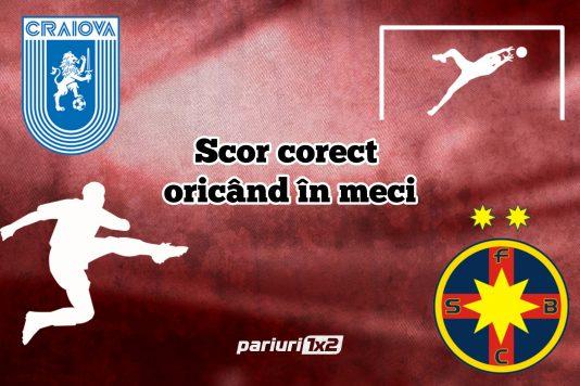 "Fotbal ""U"" Craiova - FCSB"
