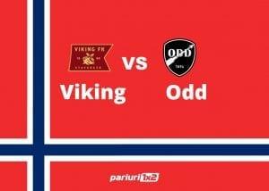 Ponturi fotbal » Viking – Odd | Niciuna nu impresioneaza in atac! Pariem cotele 1.44 si 2.33 in Norvegia, intr-un meci echilibrat