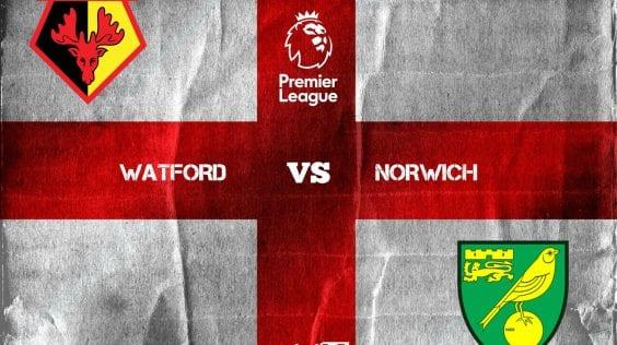 Pariuri fotbal » Watford – Norwich | Doar una dintre cele doua mai are sanse sa scape! Cota 2.10 poate fi castigatoare dupa pauza