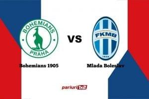 Pariuri fotbal » Bohemians 1905 – Mlada Boleslav: Gazdele tintesc o revenire fantastica dupa acel 0-3 din tur!