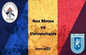 Pariuri fotbal » Gaz Metan Mediaș – Universitatea Craiova » Oltenii iau cu asalt Ardealul cu gândul la titlu!