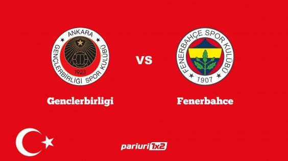 Pariuri fotbal » Genclerbirligi – Fenerbahce: In tur s-au marcat 7 goluri! Se repeta scenariul?!