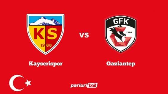 Pariuri fotbal » Kayserispor – Gaziantep: Marius Sumudica isi infrunta fosta echipa!