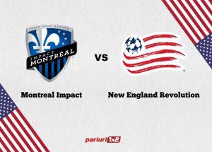 Pariuri fotbal » Montreal Impact – New England Revolution: Echipa lui Thierry Henry are sansa a doua!