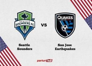 Pariuri fotbal » Seattle – San Jose: Pronosticuri la cotele 1.48 si 1.80 in disputa din MLS!