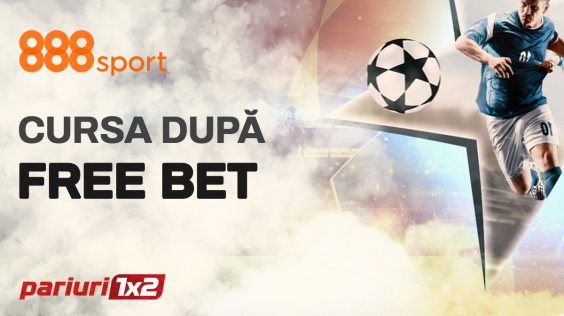 Promotia verii » Cursa dupa Free Bet iti aduce pana la 10 Free Bet-uri de 25 RON pentru meciurile din Liga Campionilor!