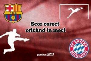 FC Barcelona - Bayern Munchen