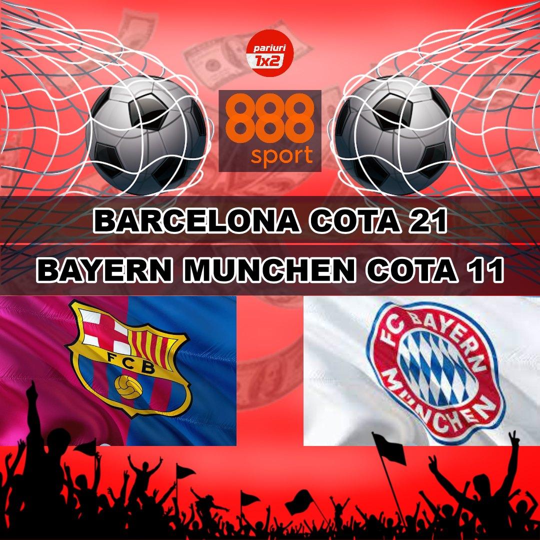 FC Barcelona - Bayern Munchen 2