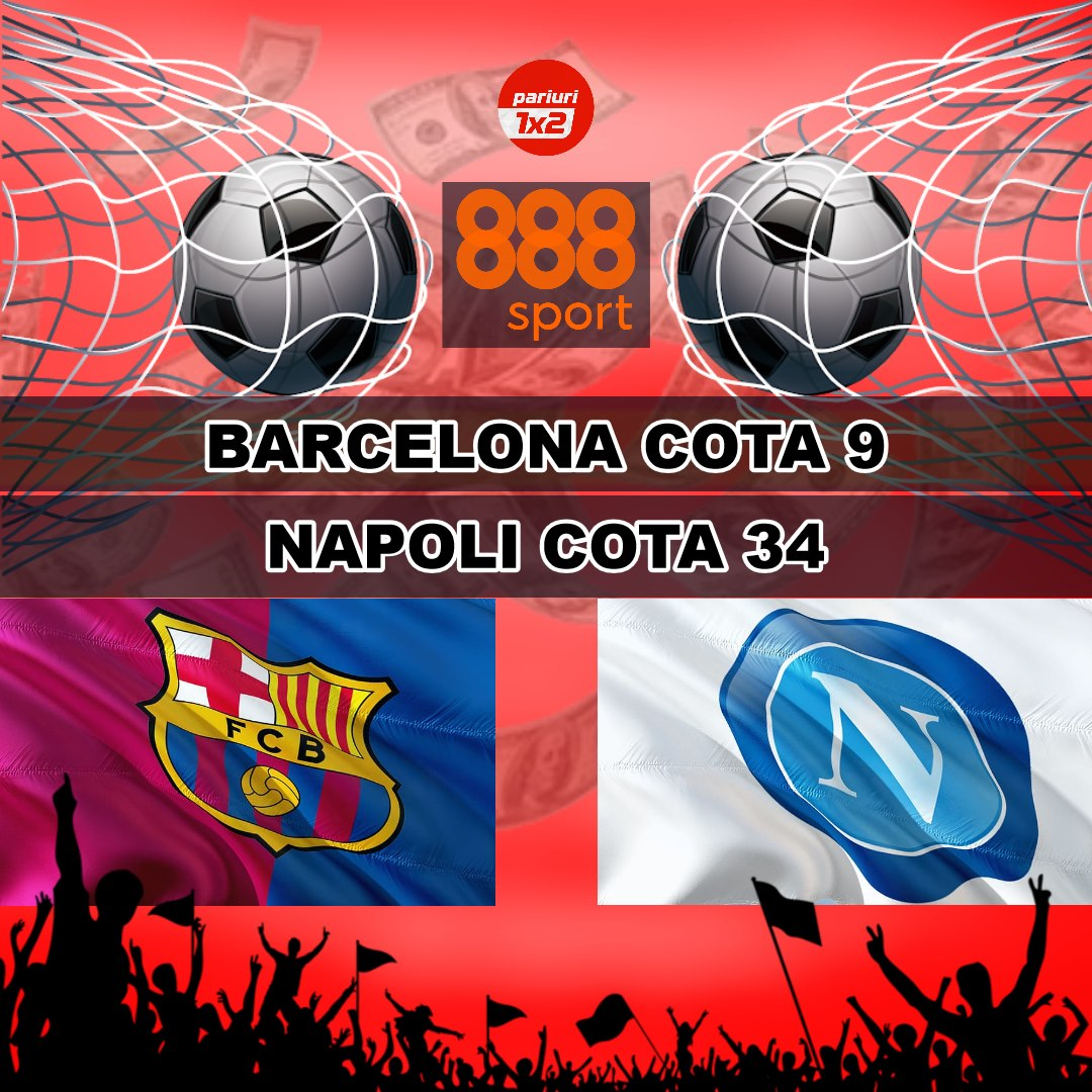FC Barcelona - Napoli