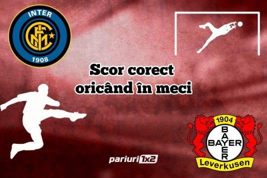 Inter - Leverkusen