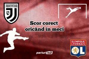 Ponturi Juventus - Ol. Lyon