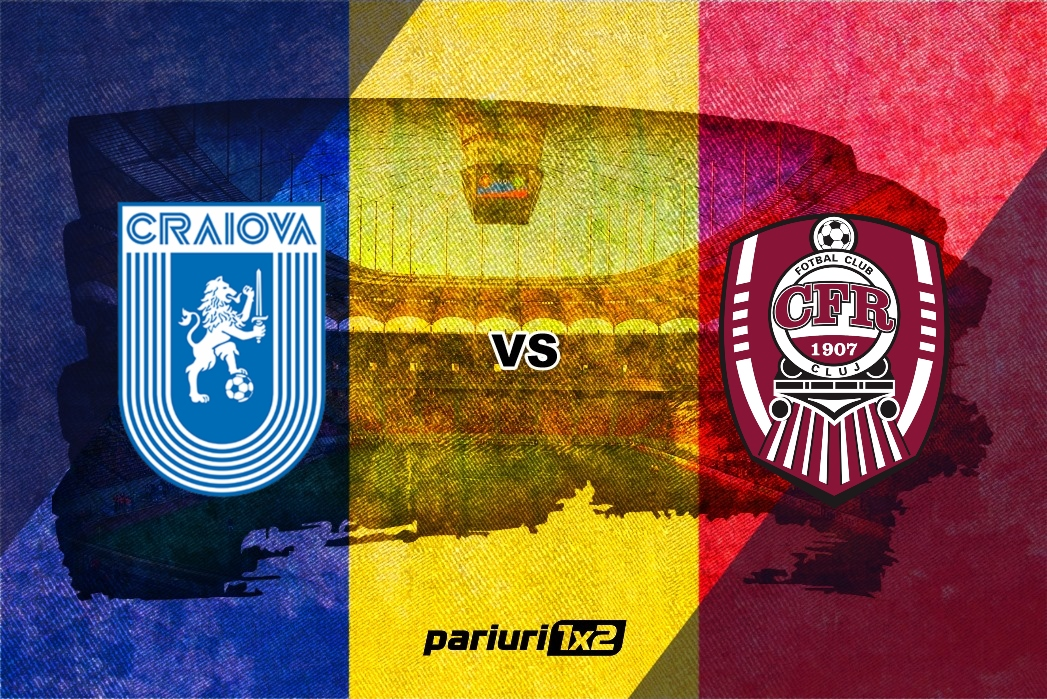 """U"" Craiova - CFR Cluj"