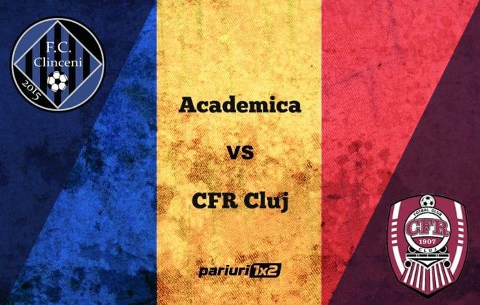 Pariuri fotbal: Academica Clinceni - CFR Cluj » Campioana ...