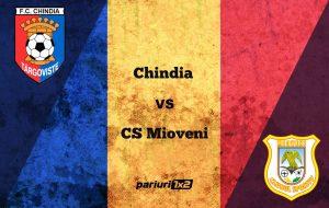 Pariuri fotbal » Chindia – CS Mioveni » Târgoviștenii, favoriți la baraj!